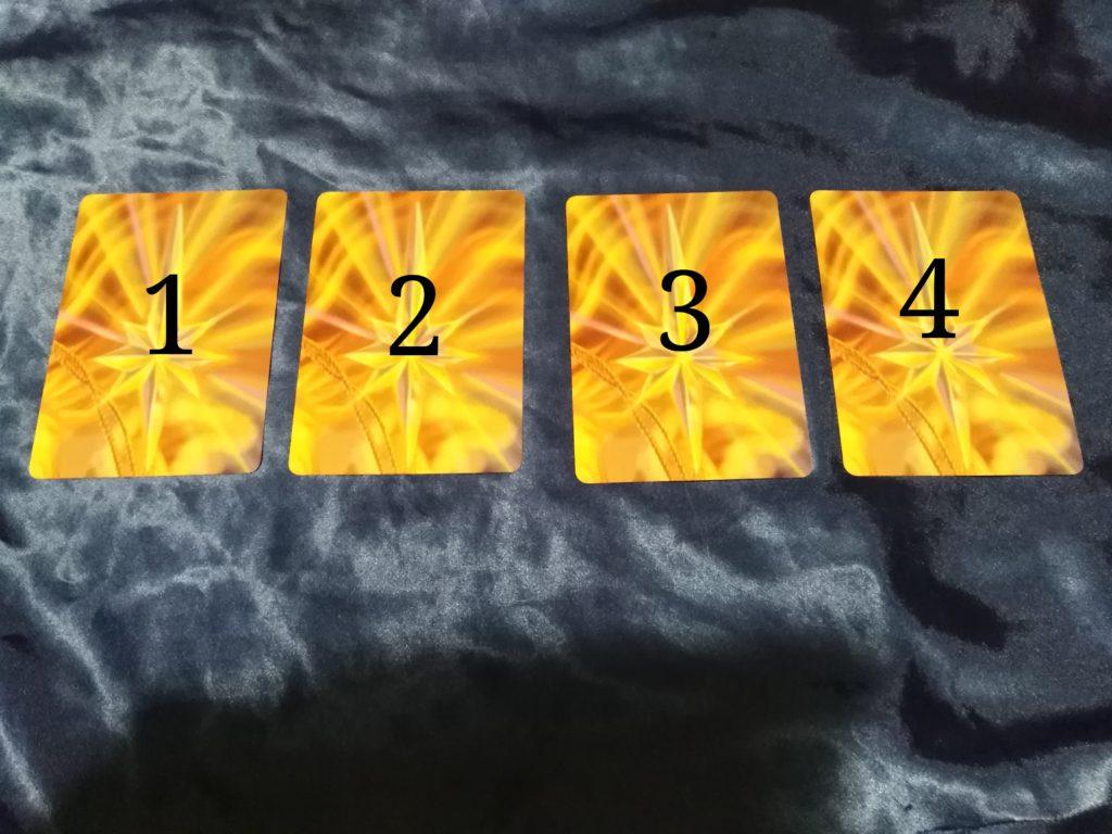 Bőség angyalai decemberi kártyák