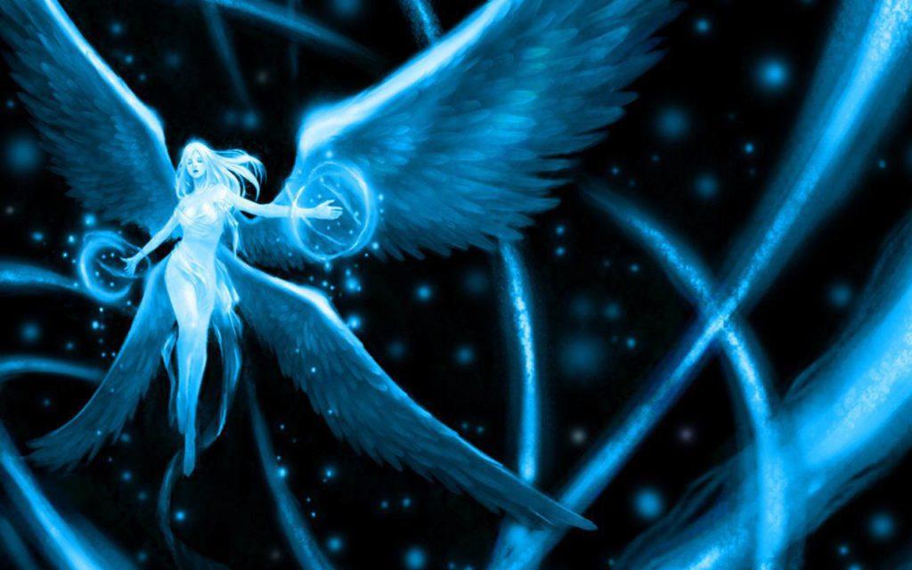 Adventi angyalok- Karácsony, advent és a kék angyal